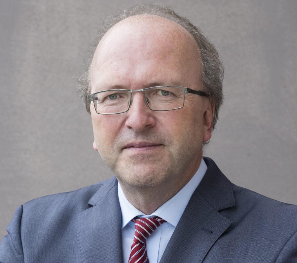 DI Helmuth Müller, Vorstandsvorsitzender IKB